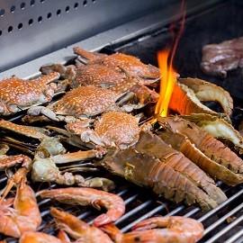 Seafood Buffet in Bangkok1