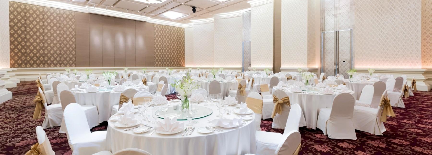 Ballrooms in Bangkok