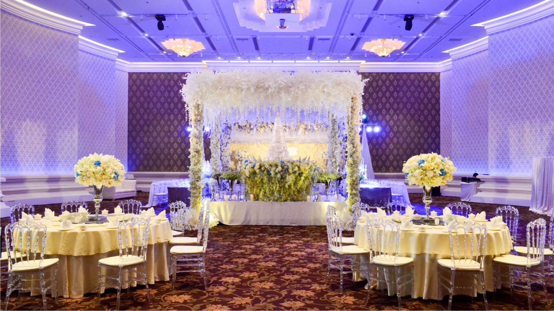 wedding venues in Bangkok