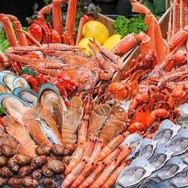 Seafood Buffet in Bangkok5