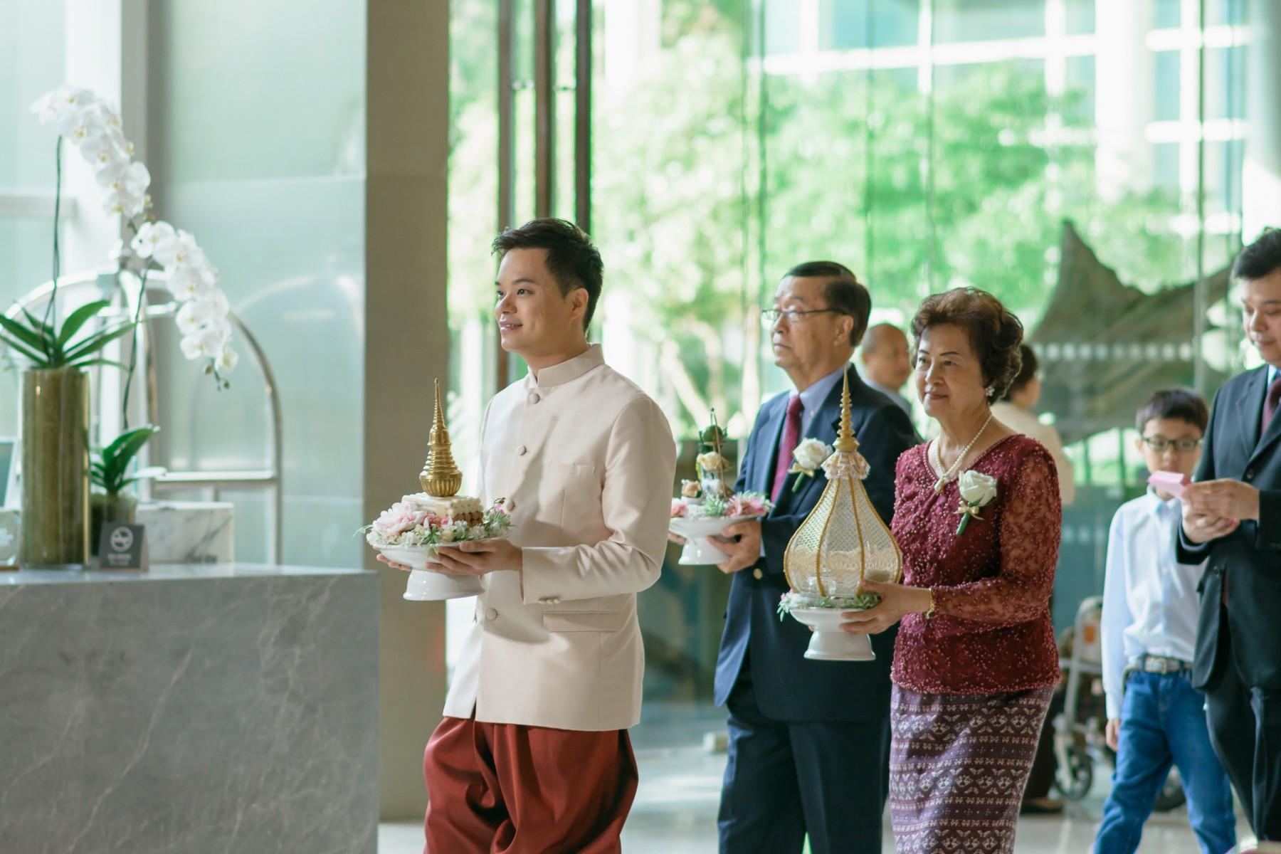 曼谷订婚场地