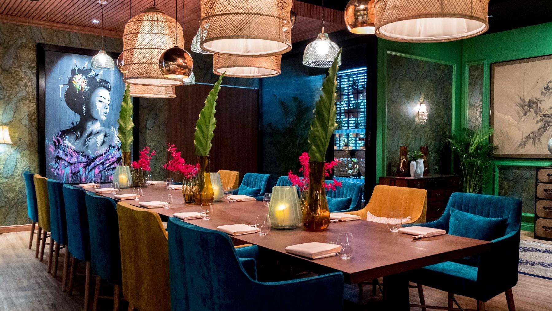 Japanese restaurant in Bangkok