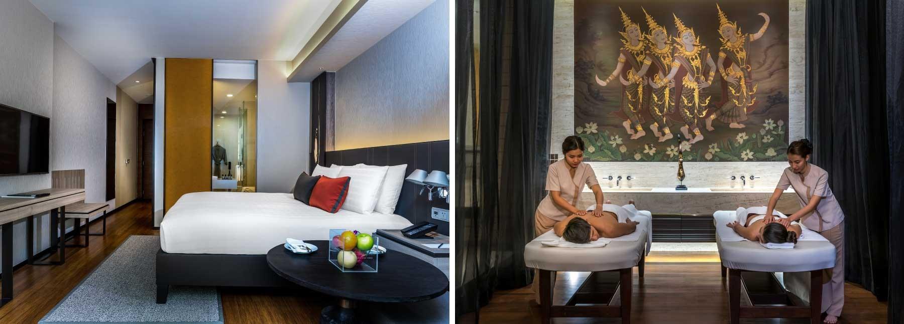 曼谷酒店客房优惠