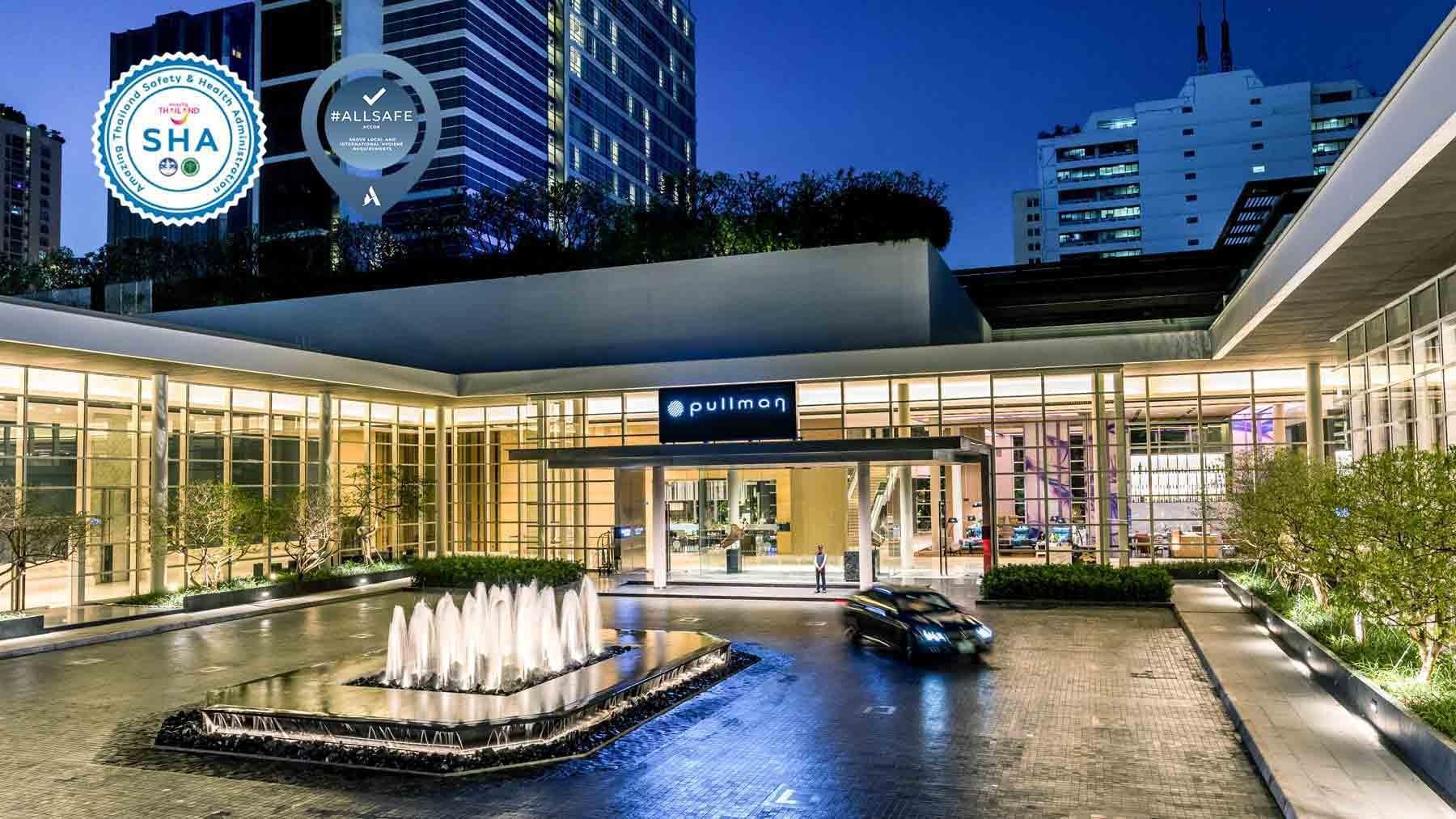Pullman Bangkok King Power (Official Website)
