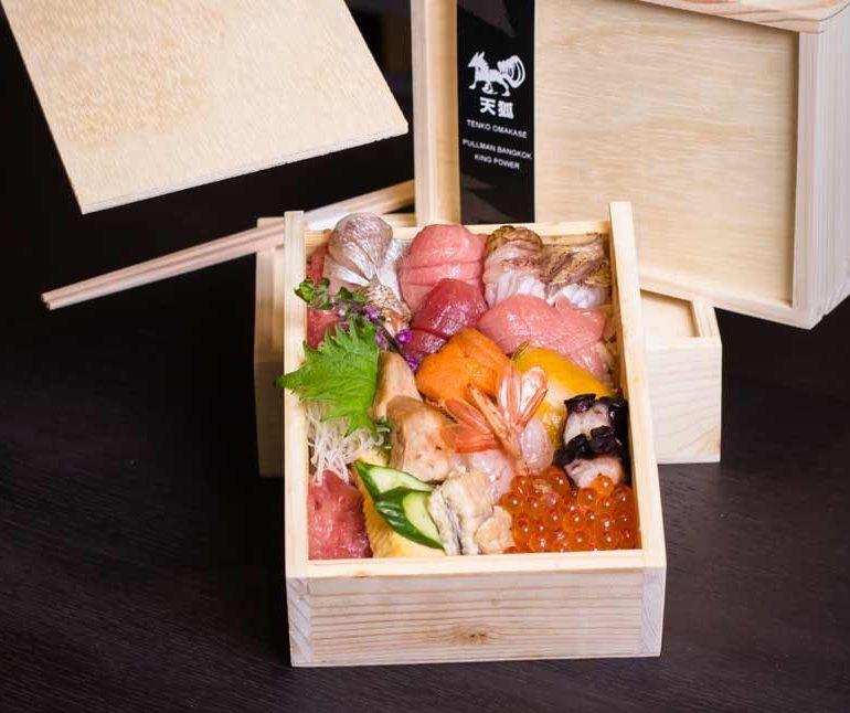 chirashi-omakase-box
